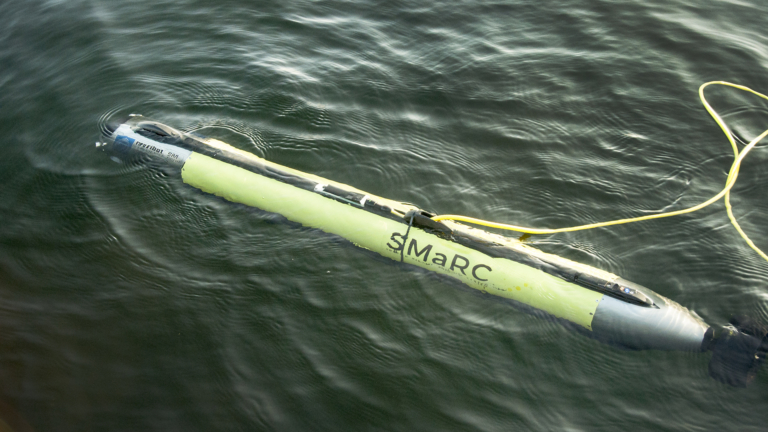 Undervattensrobot